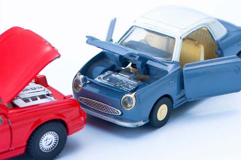 交通事故問題は弁護士にお任せください